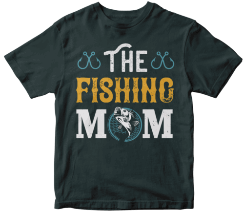 THE FISHING MOM