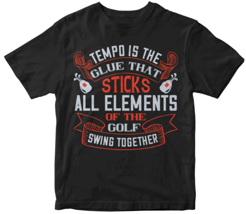 Tempo is the glue that sticks all elements of the golf swing together