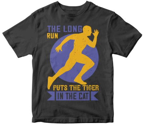 The long run puts the tiger in the cat
