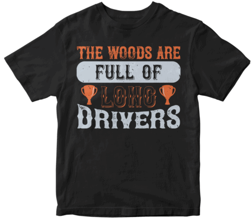 The woods are full of long drivers