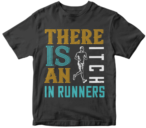 There is an itch in runners