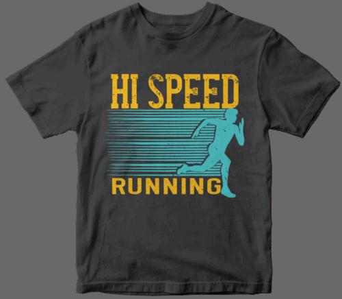 hi speed running