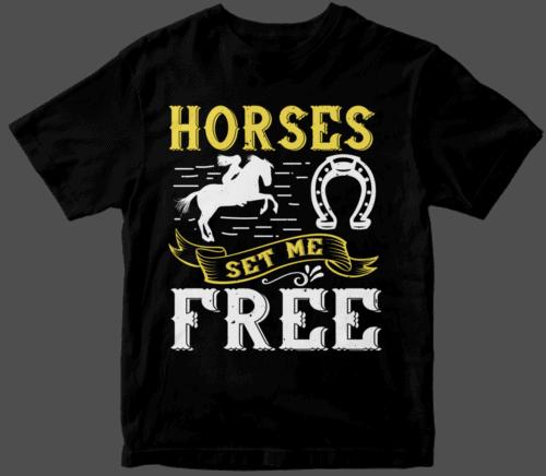 horses set me free