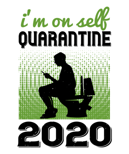 i'm on self quarantine 2020-01