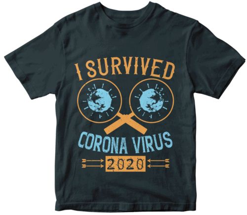 i survived corona virus (2) 2020