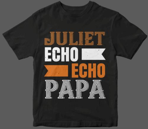 juliet echo echo papa