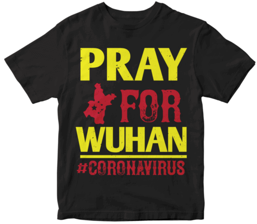 pray for wuhan coronavirus