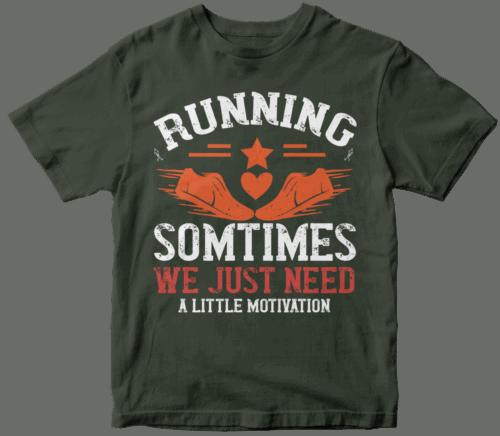 running sometimes we just need alittler motivation